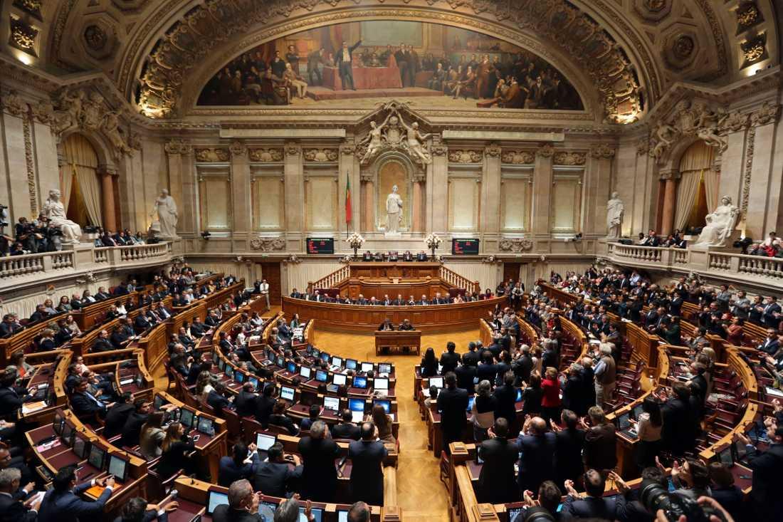 Det portugisiska parlamentet har vidgat definitionen av våldtäkt till att gälla alla former av sexuellt umgänge utan samtycke. Arkivbild.