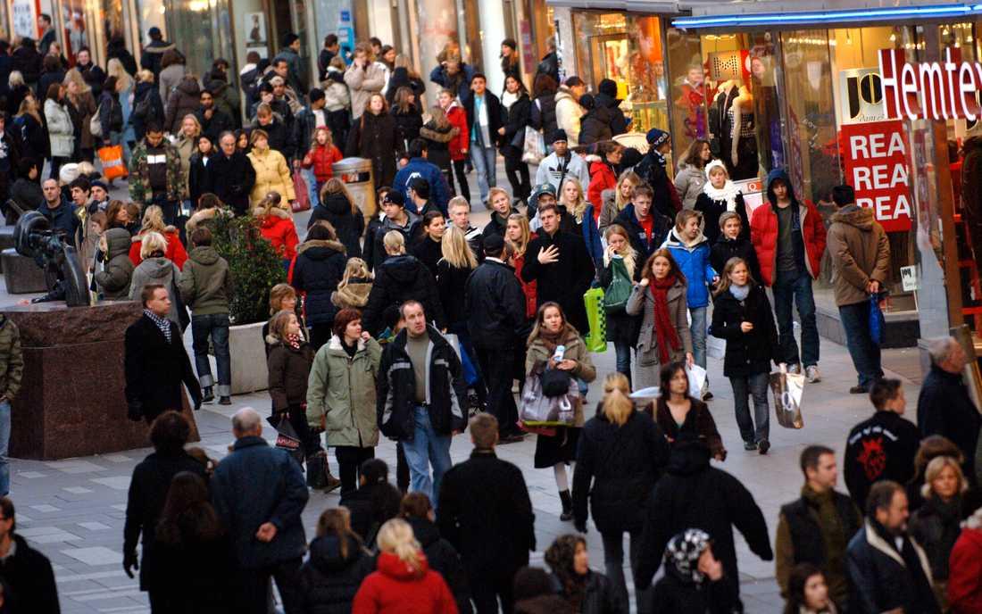 Svensk Handel ser det inte som realistiskt att blåsa av mellandagsrean.