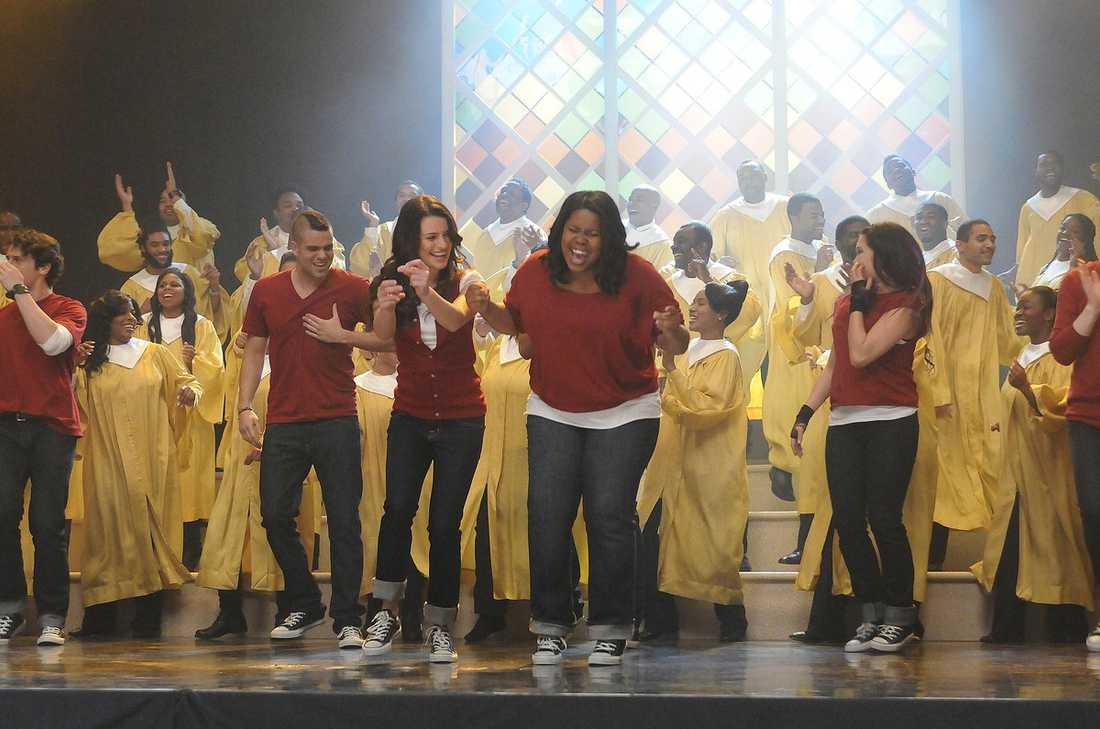 """""""Glee""""."""