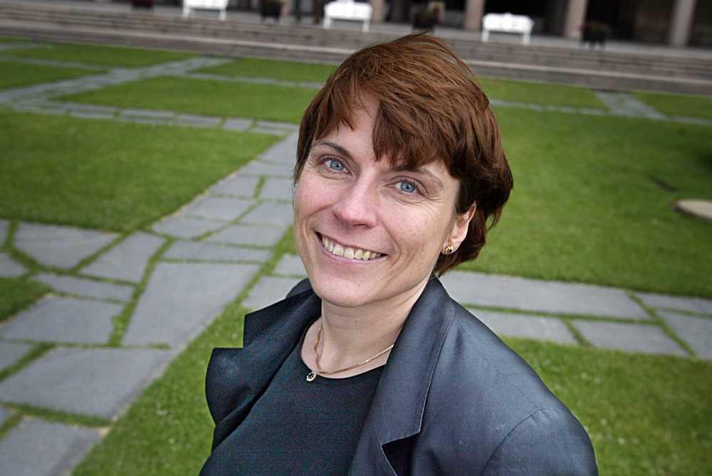 Anna Thoursie, chefsekonom på Ledarna, Sveriges chefsorganisation