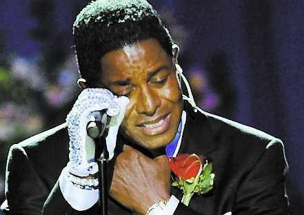 Jermaine Jackson, broder.