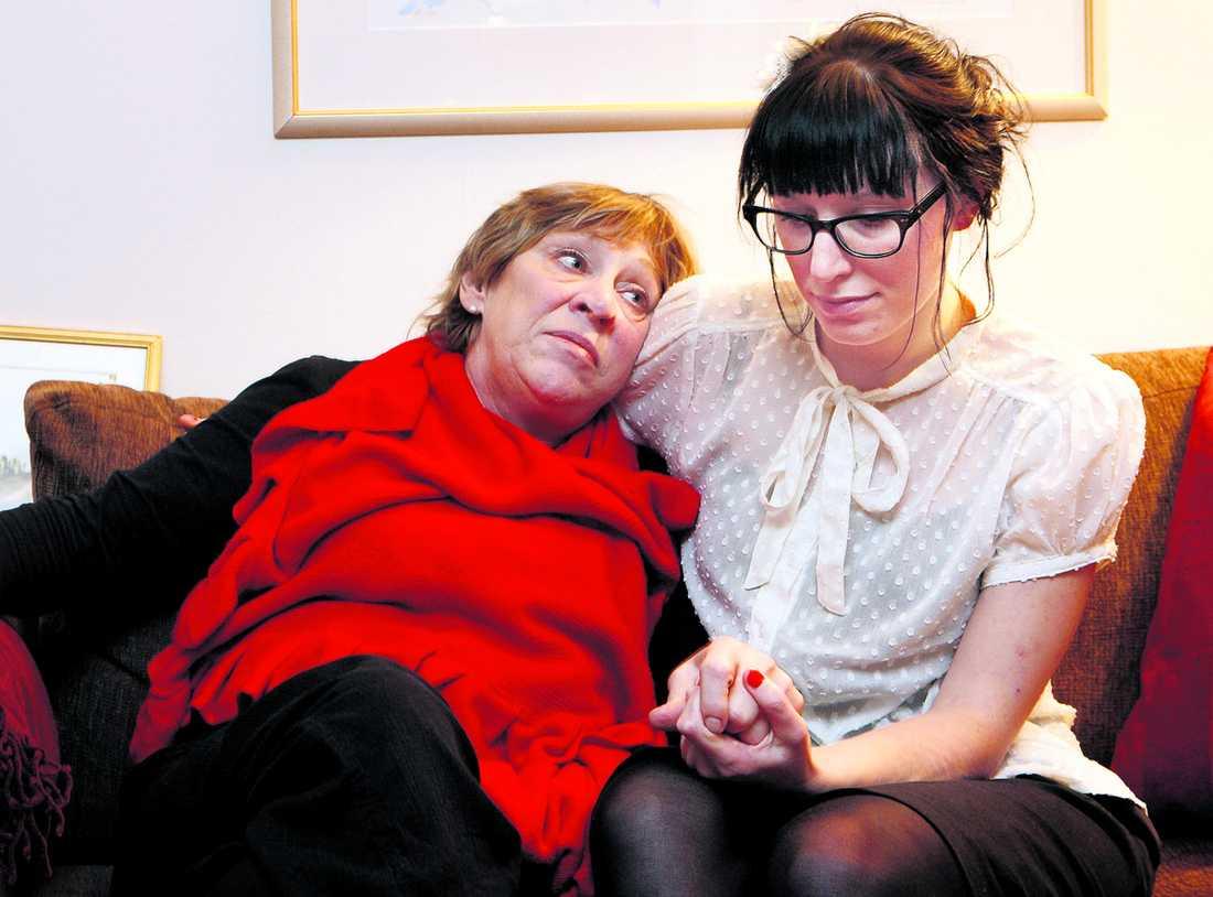 Bloggen om svårt sjuka Annica, 55, piskade upp folkstorm mot alliansen inför valet 2010.