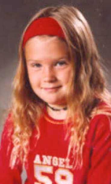 Olivia Dahlin, 10, Älvkarleby.