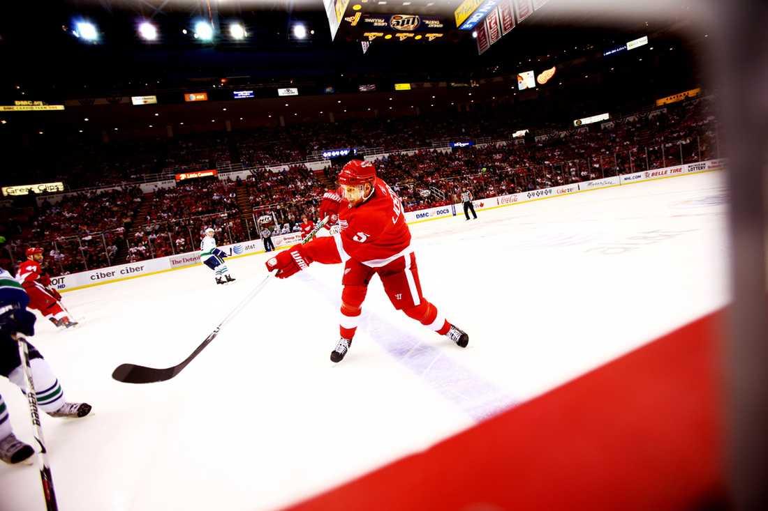 Nicklas Lidström, Detroit Red Wings, 2006-2012 Kommentar: Tidernas bäste back och är också en av de mest kompletta kaptenerna i historien, utrustad med den sällsynta förmågan att väcka djup respekt utan att nånsin höja rösten.
