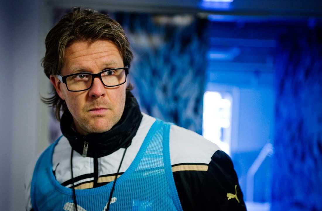Malmö FF:s tränare Rikard Norling.
