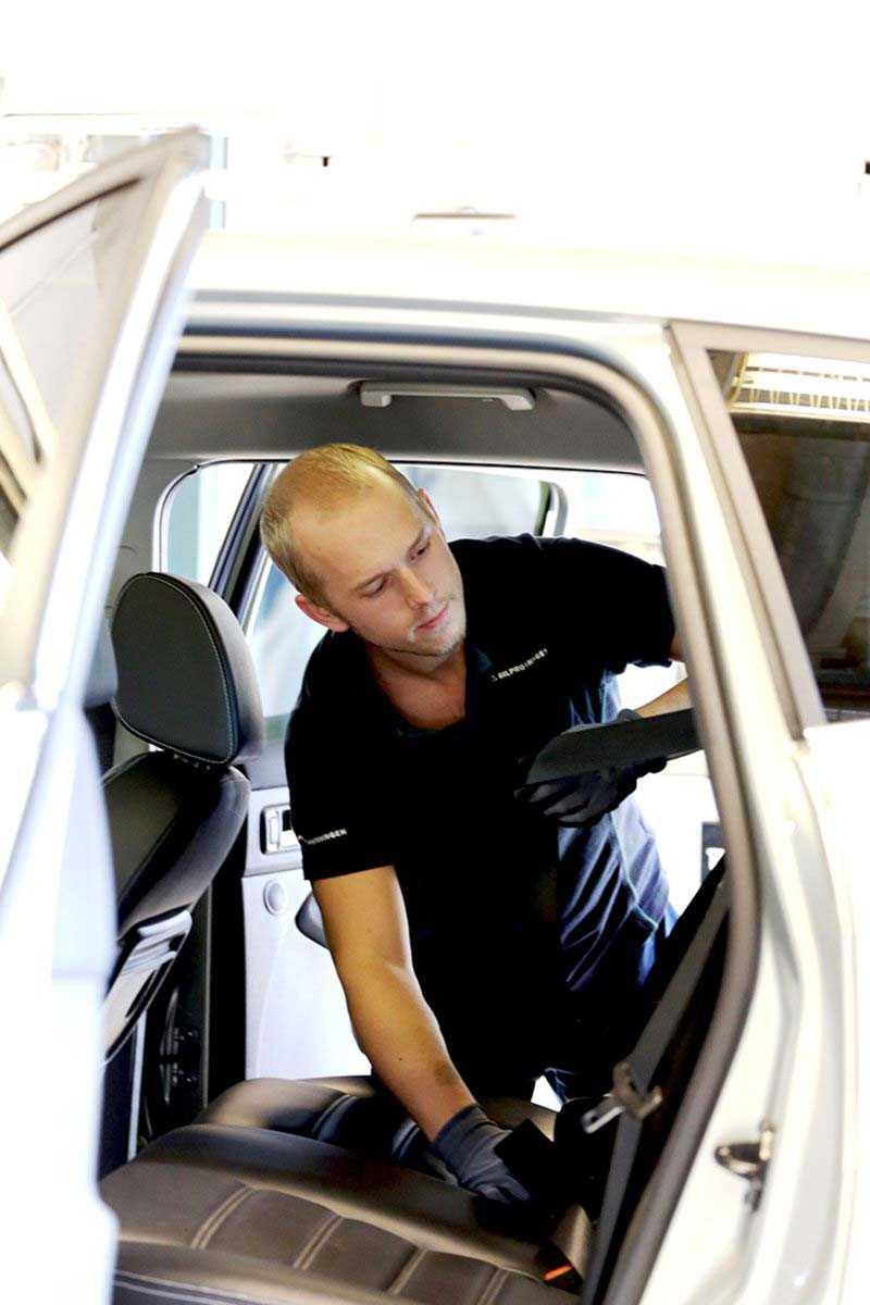 1 150 anmärkningar gjordes på bilbälten under 2014.