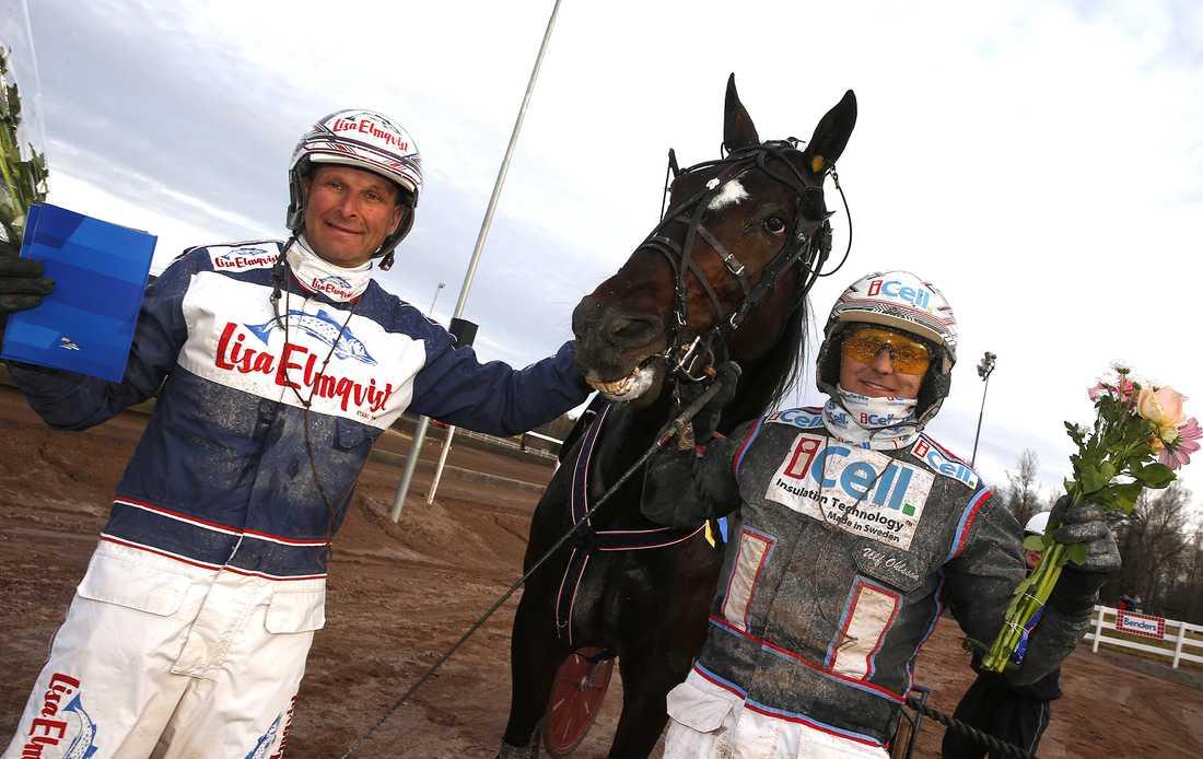 Reijo Liljendahl, Shadow Woodland och Ulf Ohlsson.