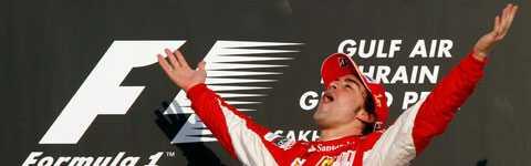Fernando Alonso toppar löneligan i Formel 1.