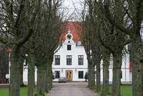 Björnstorps gods, ett par mil utanför Lund. Dess ägare, friherre Thure Gabriel Gyllenkrok, som också äger Svenstorps gods, får Sveriges högsta EU-bidrag på drygt sex miljoner. Foto: URBAN ANDERSSON
