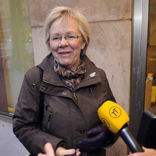 Wanja Lundby Wedin.