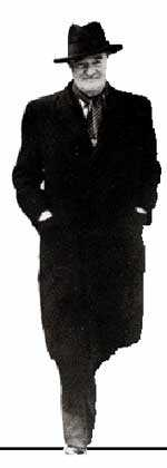 Gunnar Myrdal kallades upp till Gustav Möller och varnades efter en telefonavlyssning:  Du vet ju att polisen inte utbildats att förstå skämt.