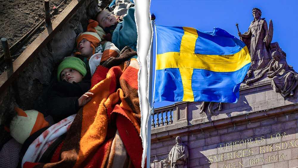 När det gäller barn är förstås familjeåterförening en självklar rättighet, fastslagen i barnkonventionen. Det är avgörande att Sverige står upp för asylrätten. Annars ger det en mycket problematisk signal till resten av världen, skriver debattörerna.