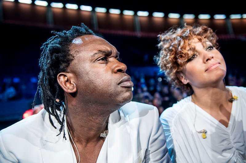 """Krav på juryDr Alban och Jessica Folcker är besvikna efter fiaskot i Melodifestivalen. """"Jag hade möte med Christer Björkman om och om igen, jag visste att det skulle bli så här. Det är ju vansinne"""", säger Dr Alban - som nu vill att en jury står för hälften av röstningen."""