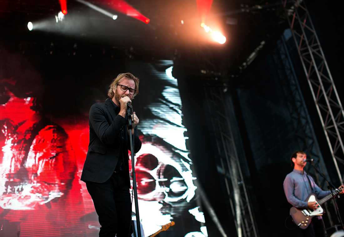 The National på Way out west.