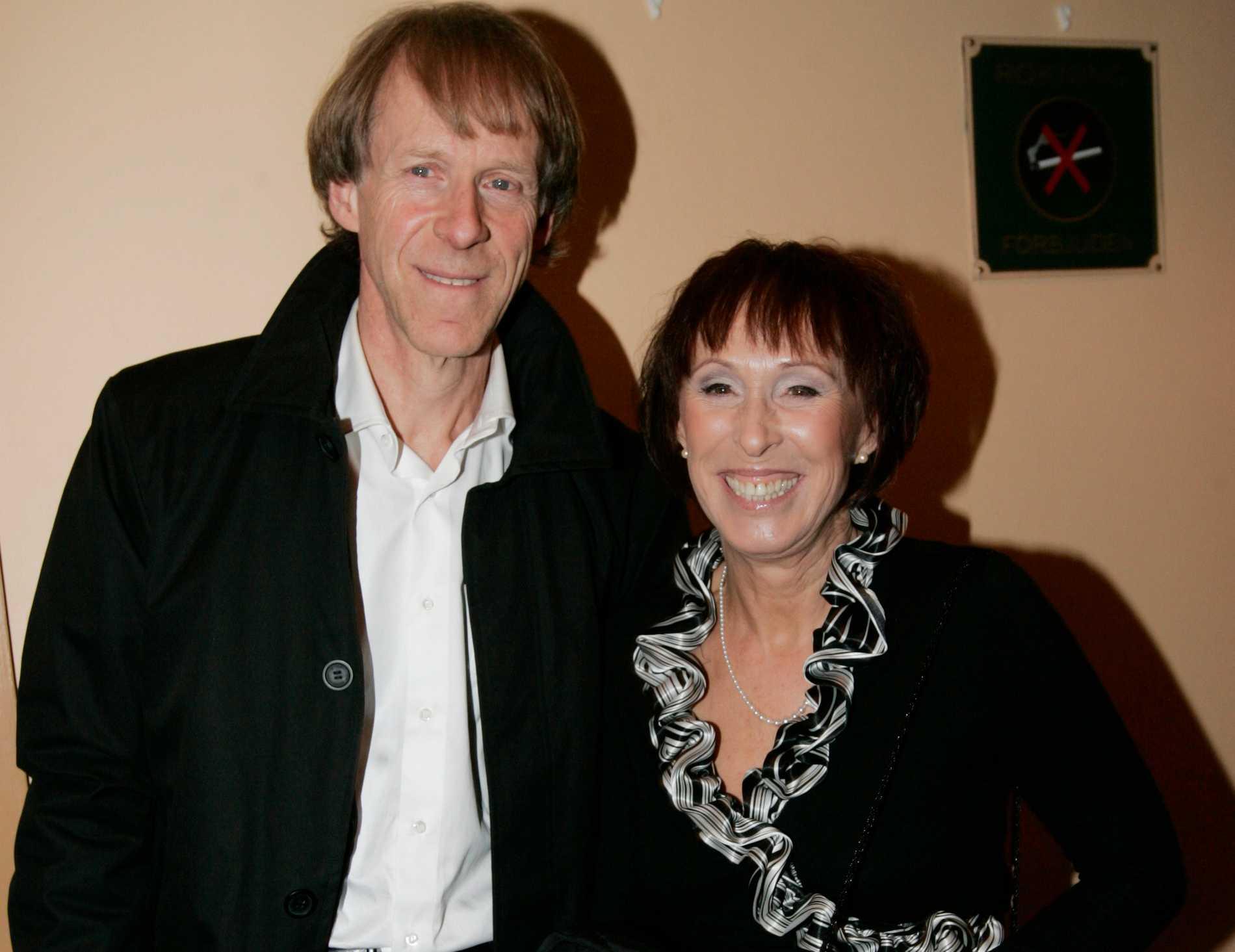 Eva Rydberg och maken Tony har varit gifta i över 40 år.