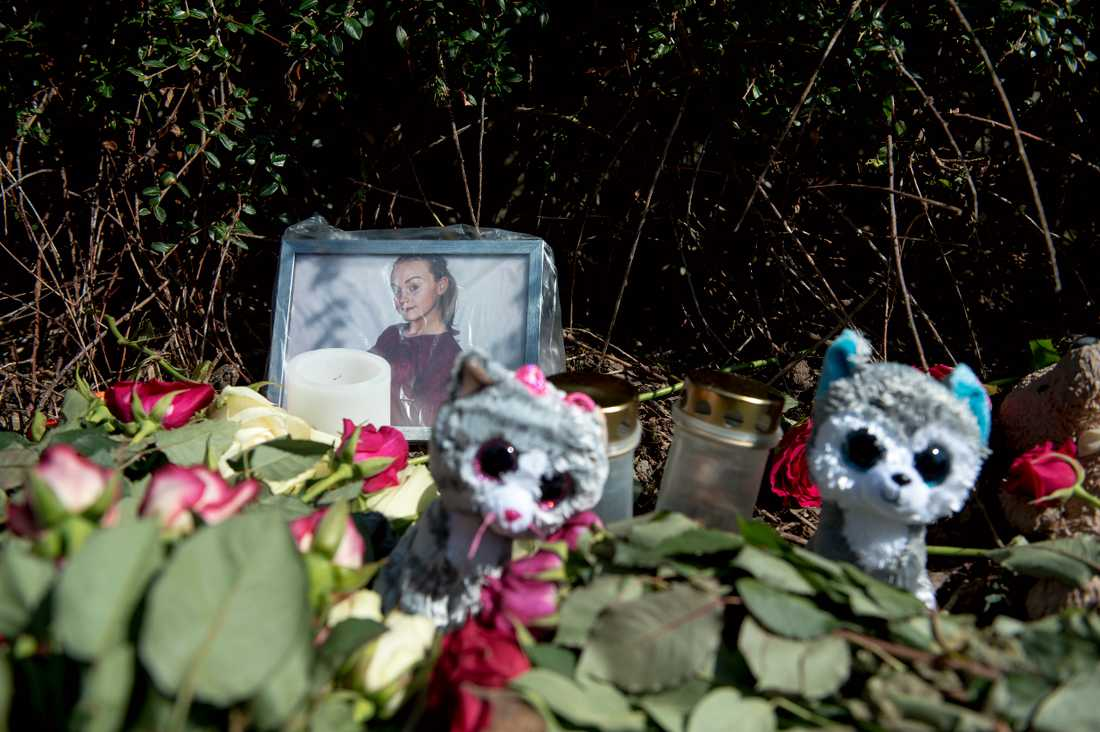Norska staden Varhaug är i sorg efter att 13-åriga Sunniva Ødegård hittades mördad.