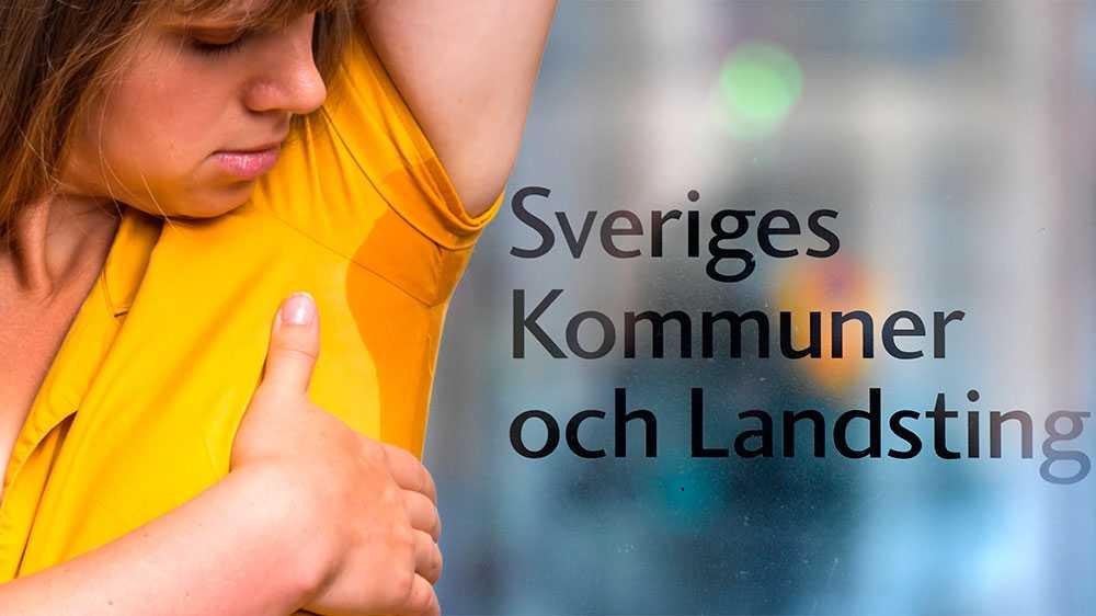 Vi behöver bra behandling och i rätt tid. Det är sorgligt att svensk sjukvård inte kan ge oss det och det är cyniskt att hindra oss från att få det i ett annat EU-land, som vi har rätt till. Varför tas inte hyperhidros på allvar, skriver debattörerna.