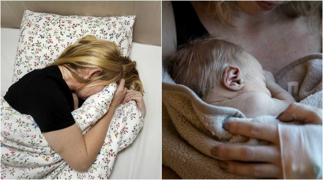 Sömnbrist är vanligt under de första åren som förälder. Psykologen ger tips på hur du ska hantera detta.
