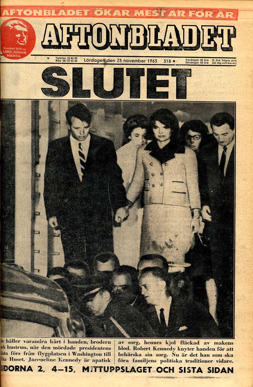 1963: MORDET PÅ JFK