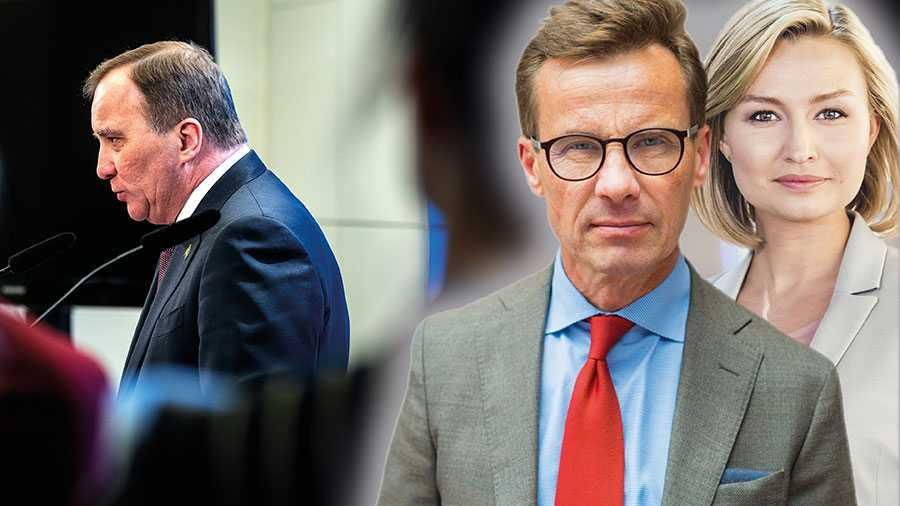 Regeringens politiska impotens handlar om mer än oenighet mellan S och MP. I längden går det inte att lägga ut uppgiften att leda landet på entreprenad till olika myndigheter, skriver Ulf Kristersson och Ebba Busch.