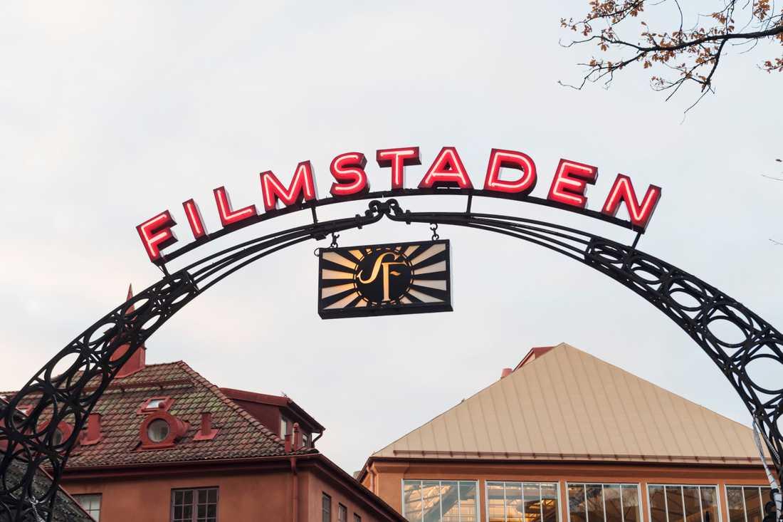 Filmstaden stänger tills vidare samtidigt som många storfilmer nu görs tillgängliga online. Arkivbild.
