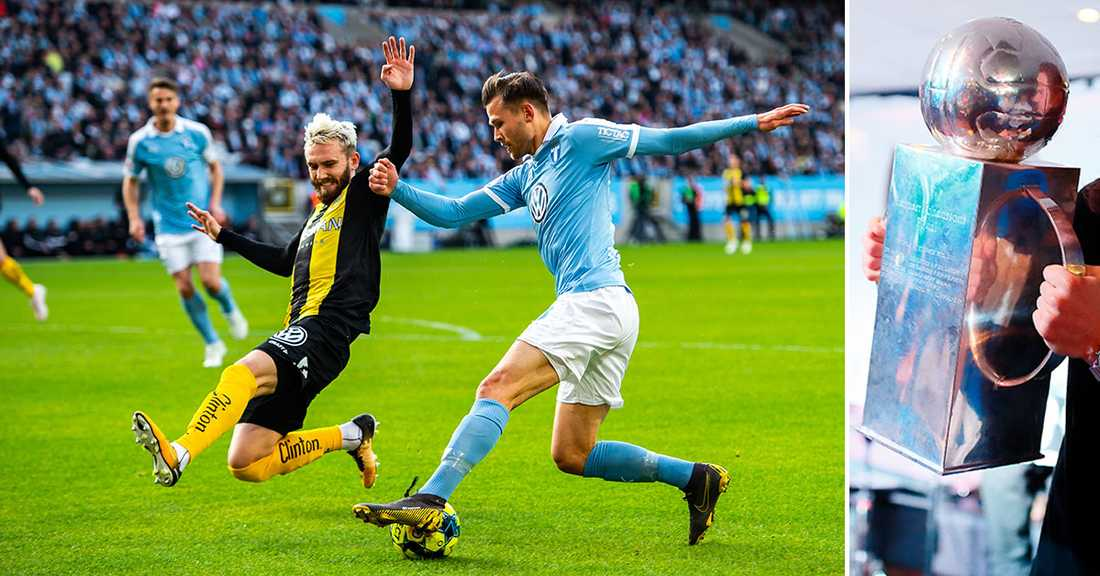 Malmö och Hammarby möts 20 oktober.