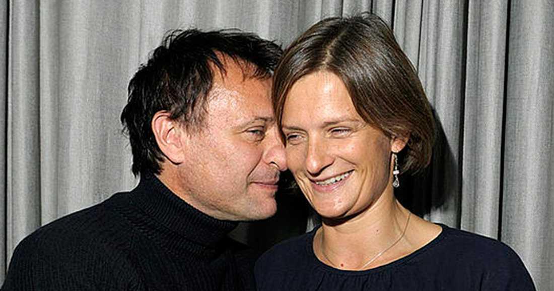 Micheal Nyqvist och Catharina Nyqvist Ehrnrooth.