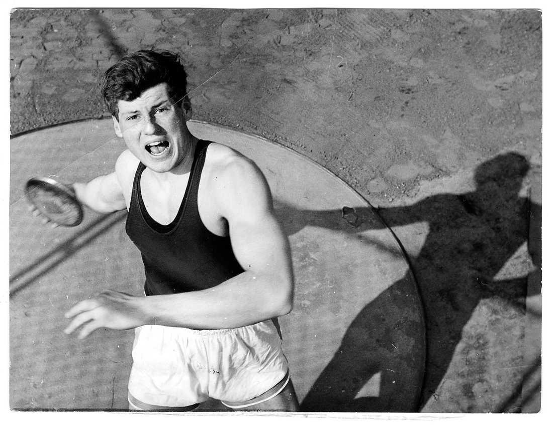 Ricky Bruch, 18 år.