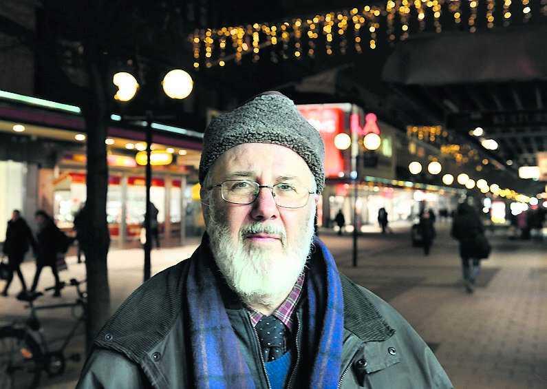 Abd al Haqq Kielan, imam och ordförande i Svensk islamisk samling.