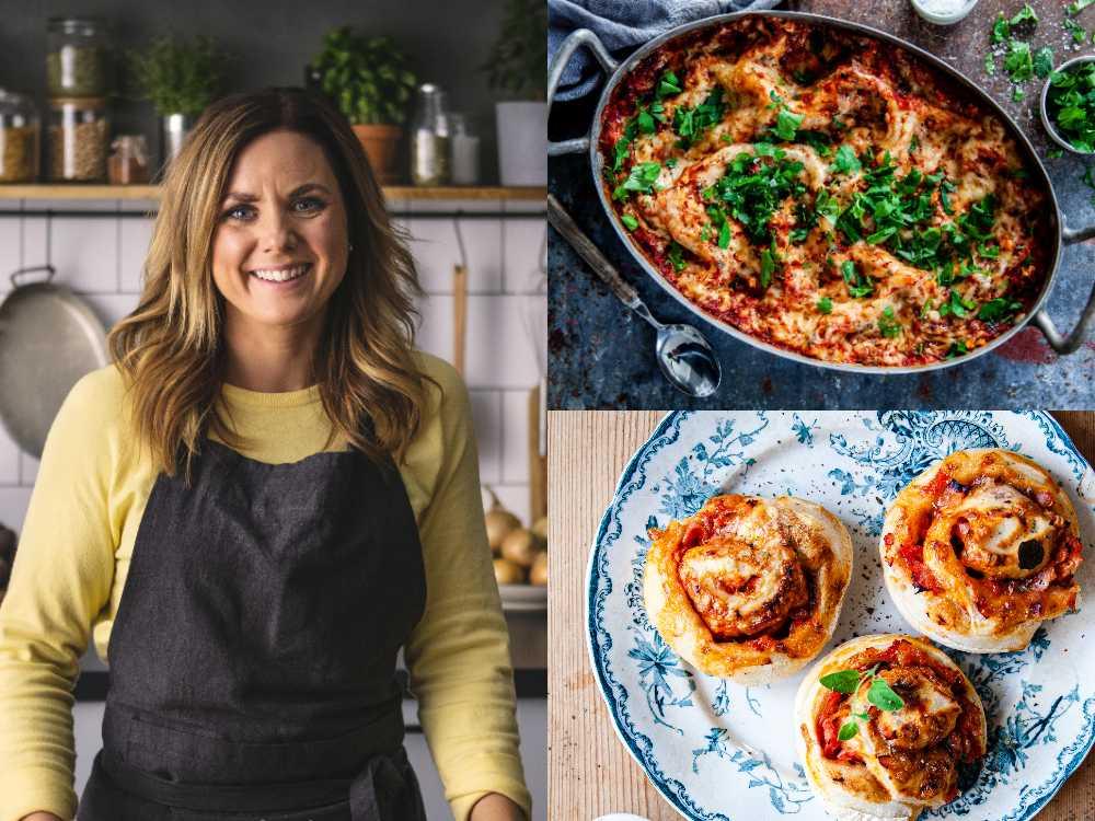 Matkreatören Linnea Seidel tipsar om hur du enklast löser matlagningen under sportlovet.