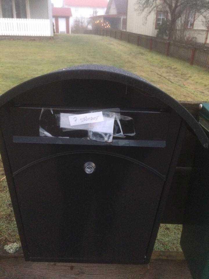 Enligt Postnord har postlådorna varit dåligt uppmärkta.