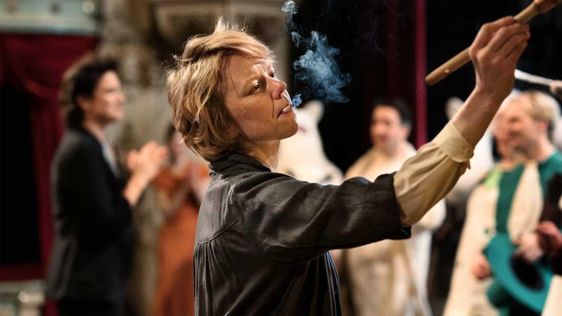 """Ur årets invigningsfilm på Göteborgs filmfestival: """"Tove"""", i regi av Zaida Bergroth, med Alma Pöysti i huvudrollen som Tove Jansson."""