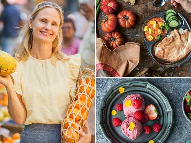 Malin Mendel delar med sig av sina bästa indiska recept.