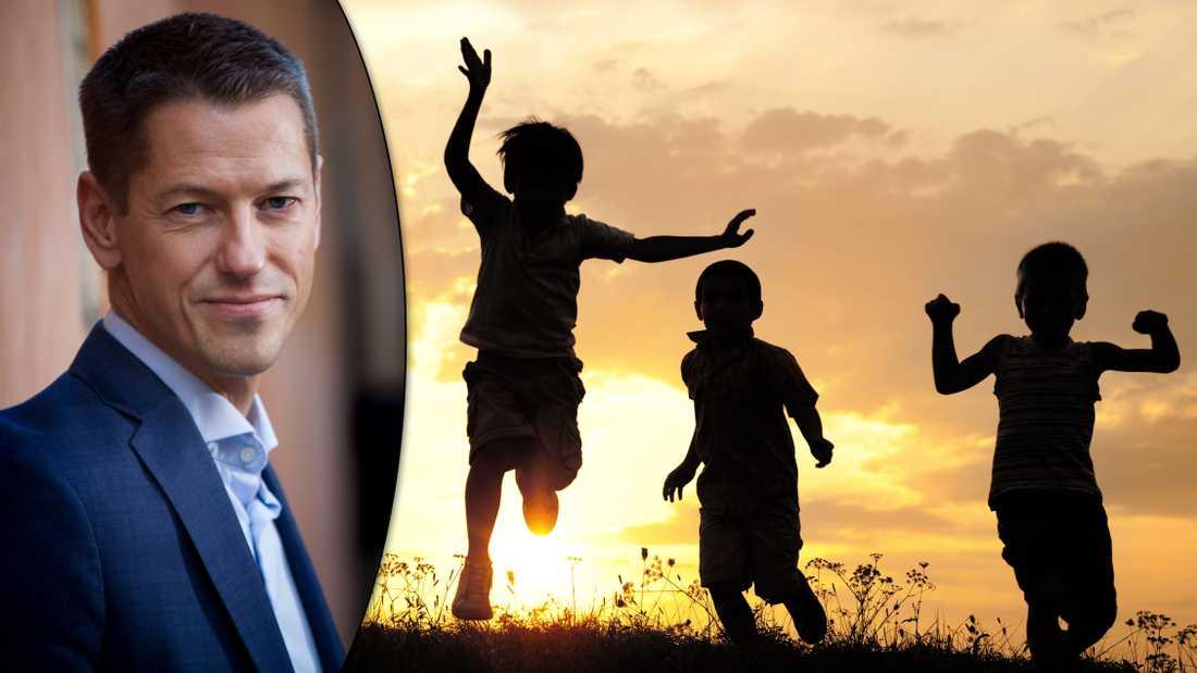 Bris vill uppmana alla vuxna makthavare att ta ansvar för tonläget i det politiska samtalet – och hitta vägar framåt för ett bättre samhälle för barn, skriver Bris generalsekreterare Magnus Jägerskog.