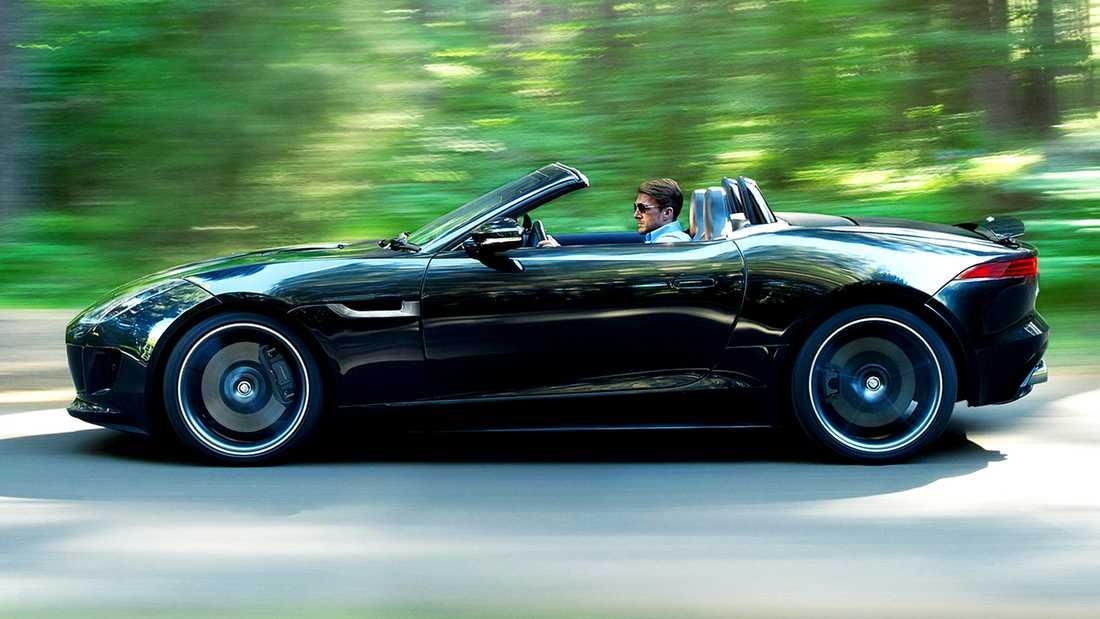 Jaguar F-type Foto: JAGUAR