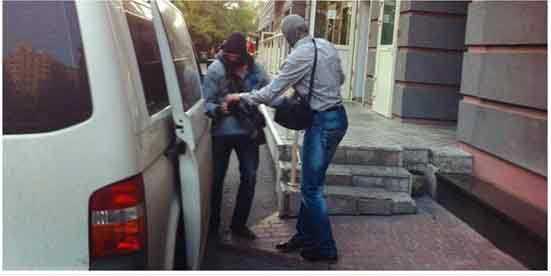 Angreppet mot Vesti har fördömts av såväl OSCE som CPJ. Bilden kommer från Vestis Instragramkonto.