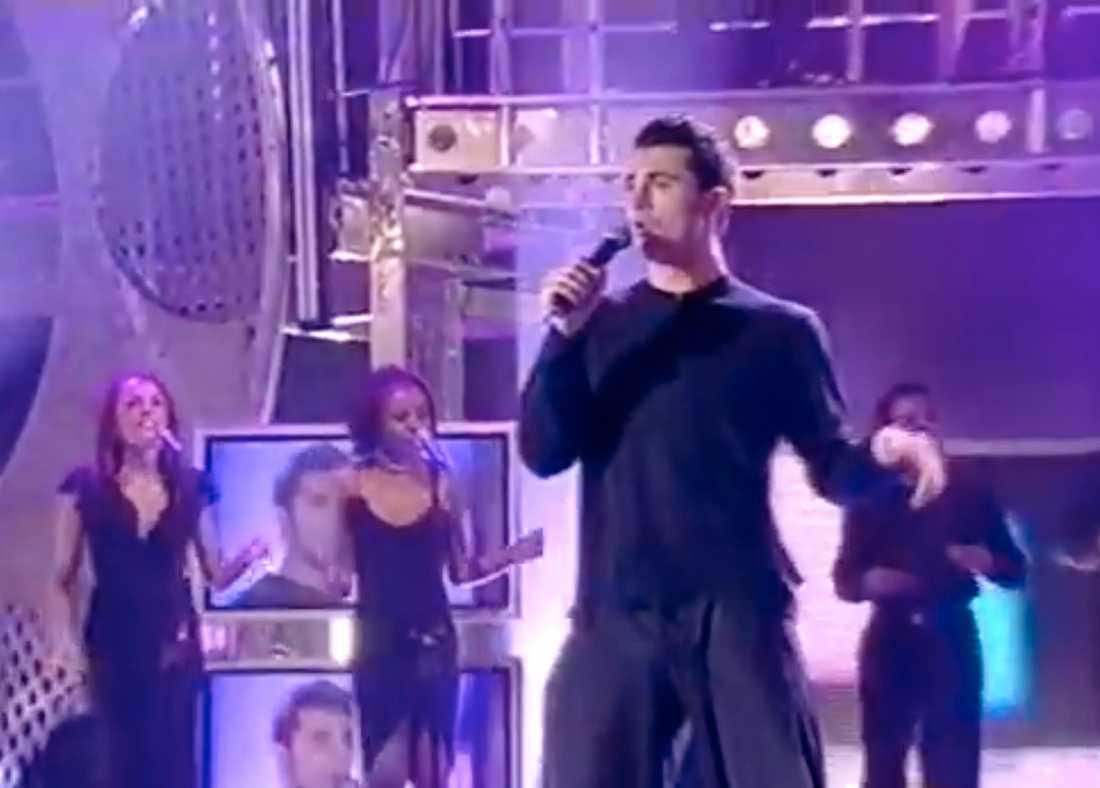 "Darius i ""Idol"" 2002."