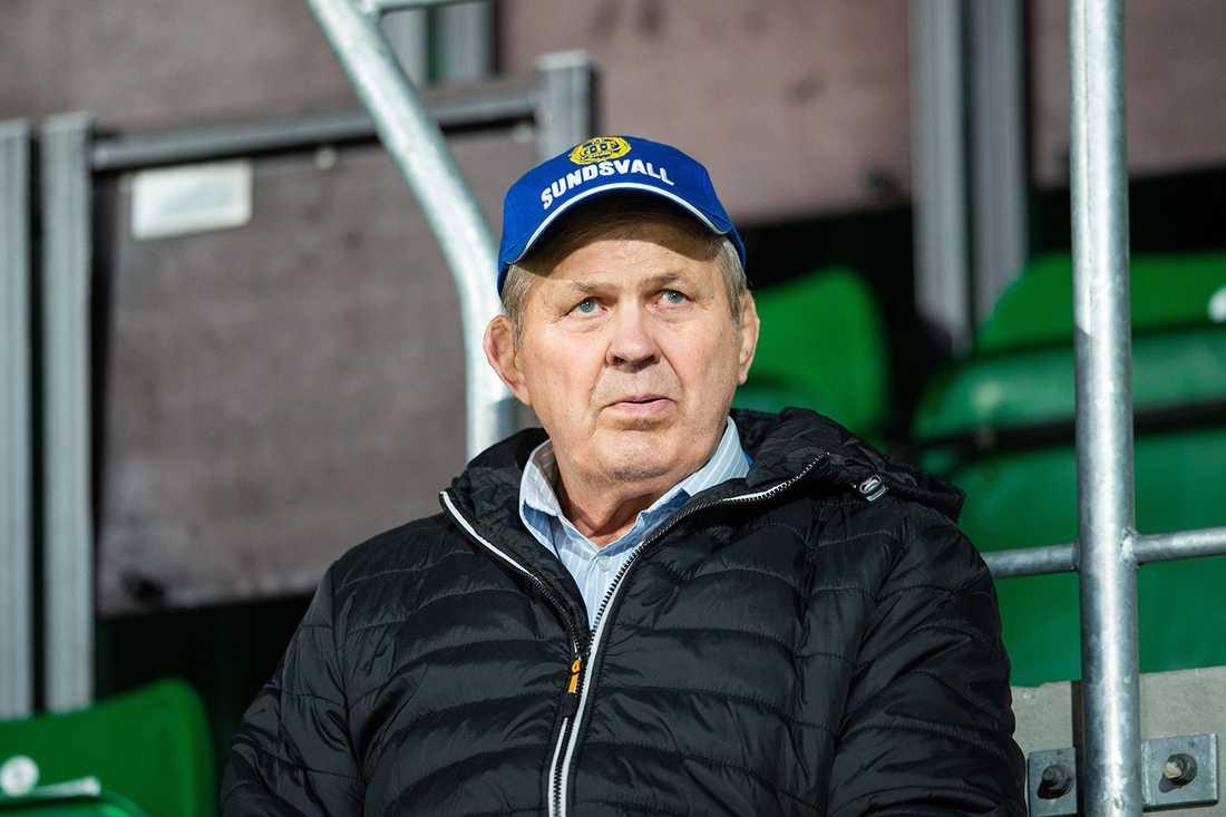 Brottarhjälten Pelle Svensson.