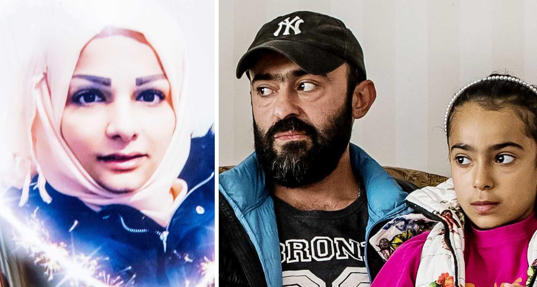 """Rasha, 33, dog efter förlossningen: """"Det ska inte få hända"""""""