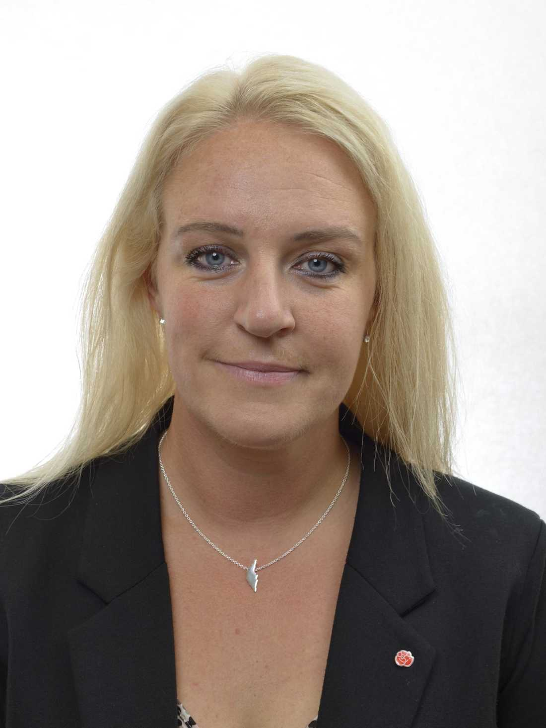 Hanna Westerén, Socialdemokraterna.