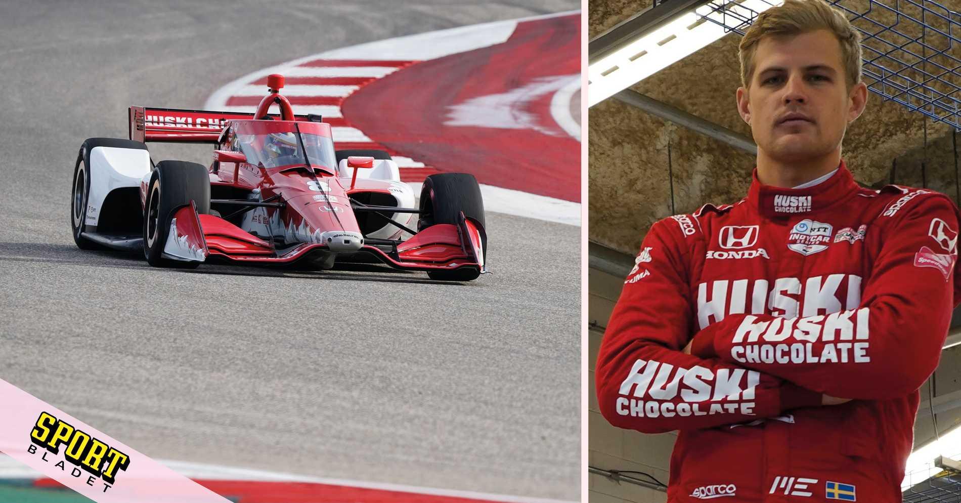 Marcus Ericsson satsar på att vinna i IndyCar