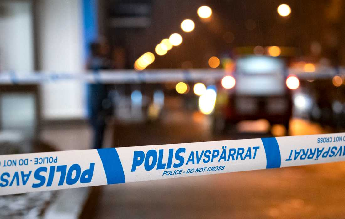 """Ett företag i Arlandastad norr om Stockholm har utsatts för stöld genom en så kallad """"smash and grab""""-kupp. Arkivbild."""