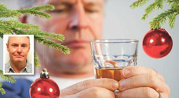 Även om man vet att alkoholen ofta är roten till att det går överstyr, så vill man inte avstå från den. Men ett alkoholproblem är till sin natur okontrollerbar, skriver Torbjörn Åberg.