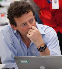 BP-chefen Tony Hayward.