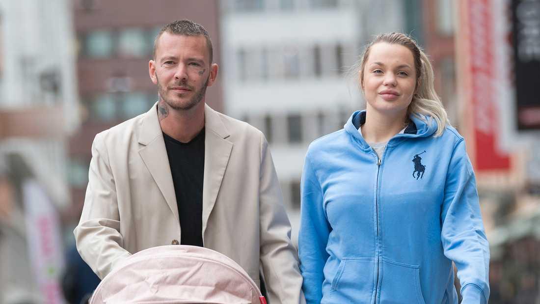 Joakim och Jonna Lundell.