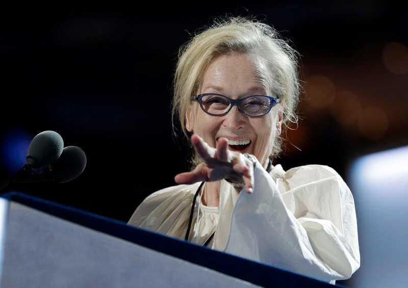 """Välavlönade""""Tv har blivit skådespelarnas nya bankomat"""", skriver Hollywood Reporter som bland annat rapporterar att Meryl Streep får 7,6 miljoner – per avsnitt – för att medverka i nya mini-serien """"The Nix"""".Foto"""