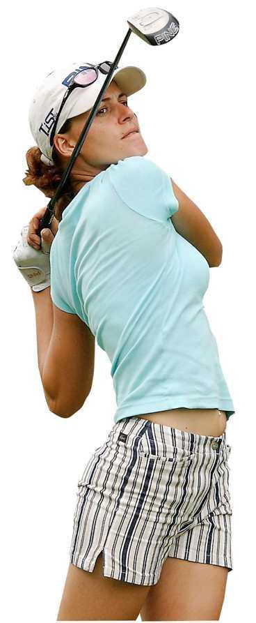 Om målet är att bli lika framgångsrik som spanska golfproffset Paula Marti så är Costa del Sol ett bra ställe att träna på.