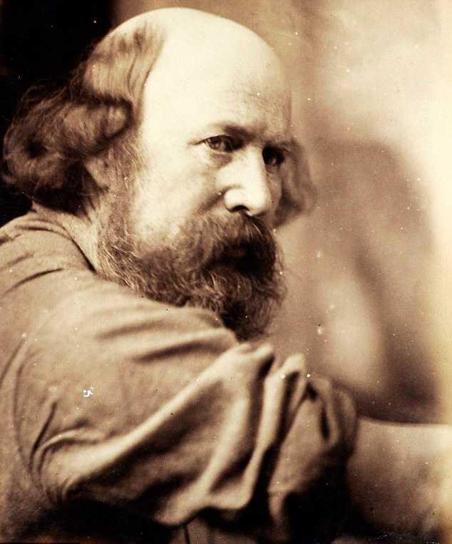 """""""Selfien"""" på Oscar Gustave Rejlander från 1850 kan vara världens första."""