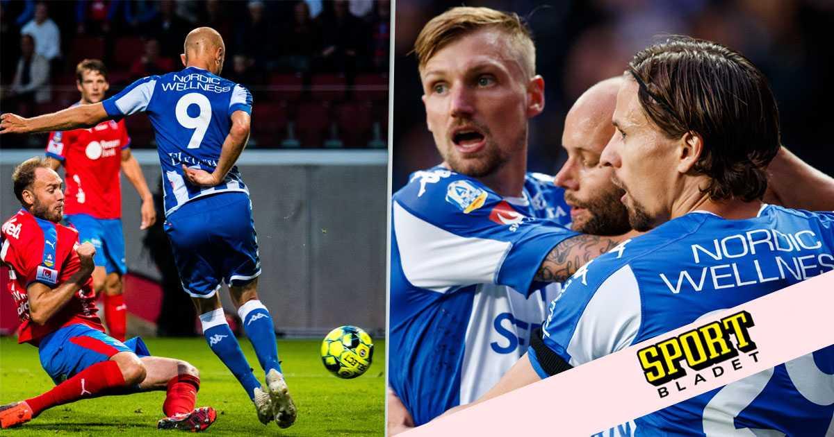 Lasse Vibe frälste IFK Göteborg