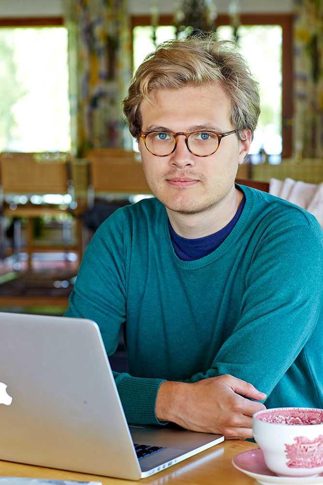 Nicklas Nygren dömdes att betala tv-licensen trots att han inte har någon tv.